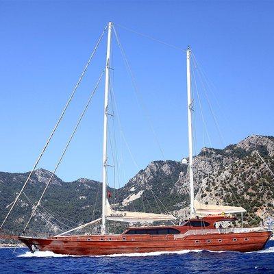 Mezcal 2 Yacht