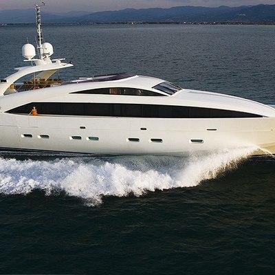 Matsu Yacht Running Shot - Profile