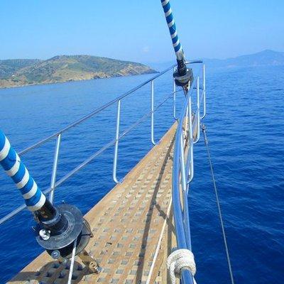 Almyra Yacht