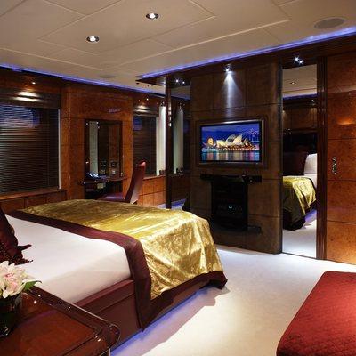 Talisman Maiton Yacht Double Stateroom