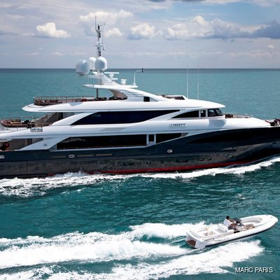 Liberty Yacht Running Shot - Tender