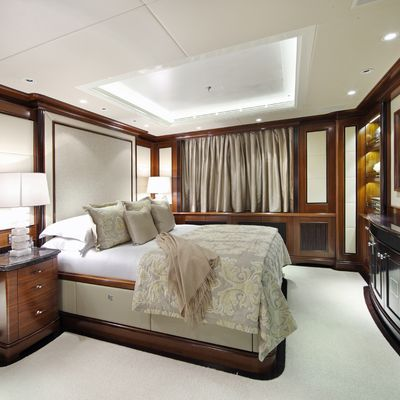 Seanna Yacht Neutral Guest Stateroom - Overview