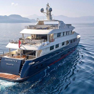 Serenity II Yacht