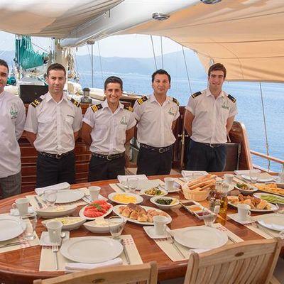 Grande Mare Yacht