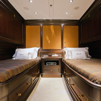 Gweilo Yacht Twin Stateroom - Overview