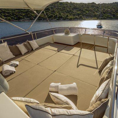 Seventh Sense Yacht