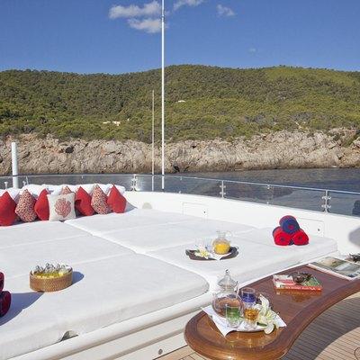 Big Change II Yacht Sundeck