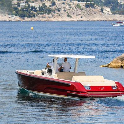 Lady S Yacht Open tender