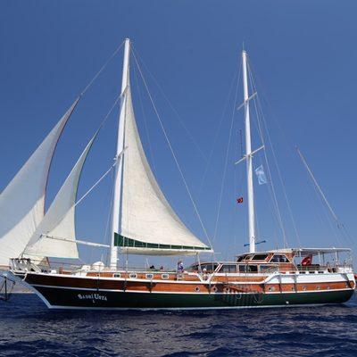 Sadri Usta Yacht