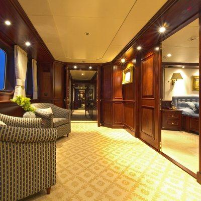 Legend Yacht Master Entrance