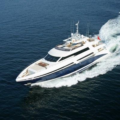 Tatiana I Yacht Front View
