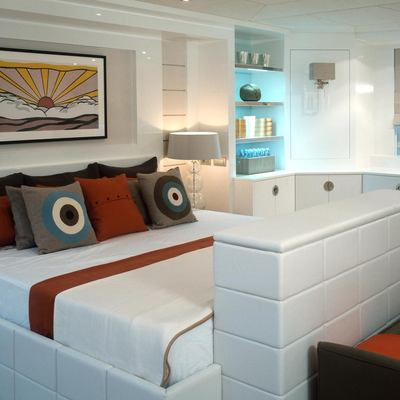 Illusion I Yacht Master Stateroom