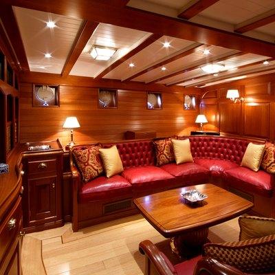 Elena Yacht Main Saloon