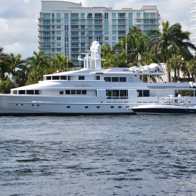 Starship Yacht