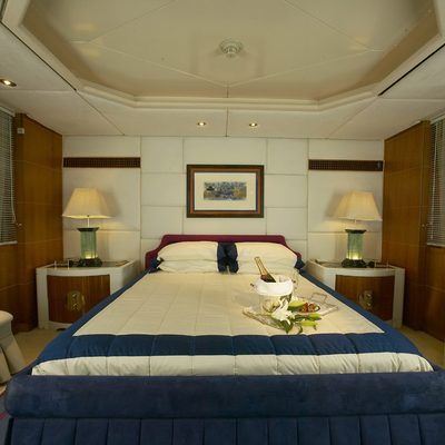 AMZ Yacht Master Stateroom