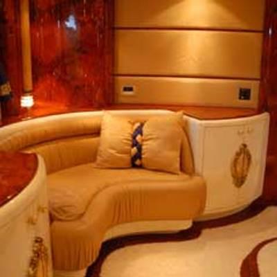 Crocus Yacht Master bedroom