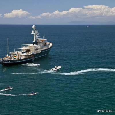 Seawolf Yacht Water Skis