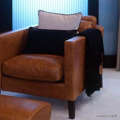 Illusion I Yacht Detail - Master Seating