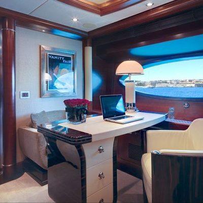 Latitude Yacht Master Study