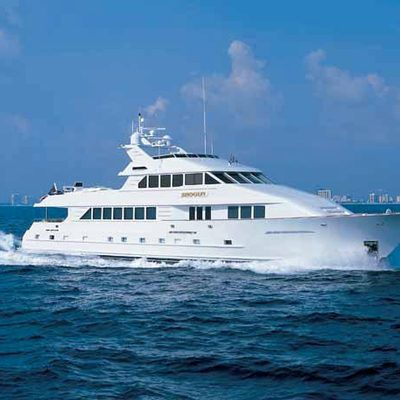 Serenity Yacht Profile