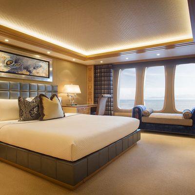 Solandge Yacht Double Guest Suite