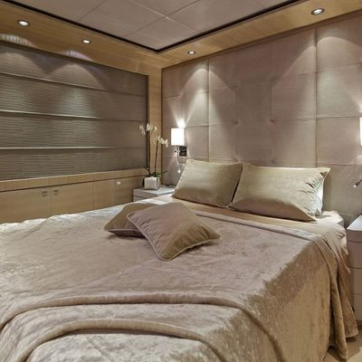 O'Pati Yacht Third Guest Stateroom