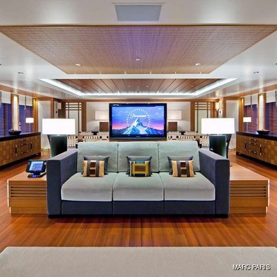 Mary-Jean II Yacht Salon