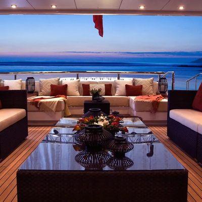 Sea Rhapsody Yacht
