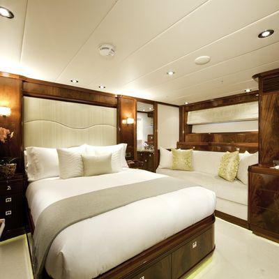Destination Yacht Guest Double Stateroom