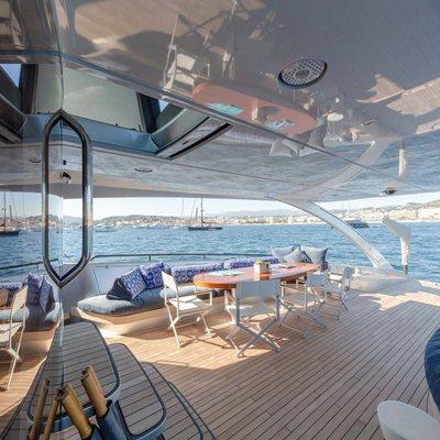 Adastra Yacht