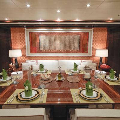 Kadimo's Yacht Dining