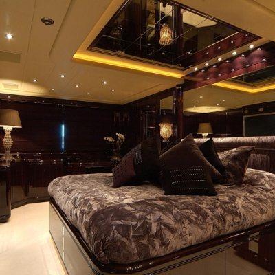 Celcascor Yacht Master Stateroom