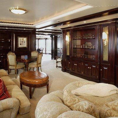 Freedom Yacht Master Salon