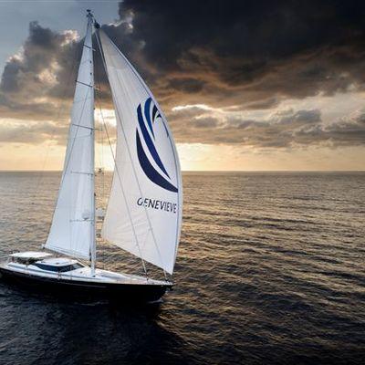 Genevieve Yacht Sailing