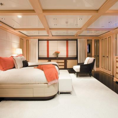 Odessa Yacht Master Stateroom - Screen