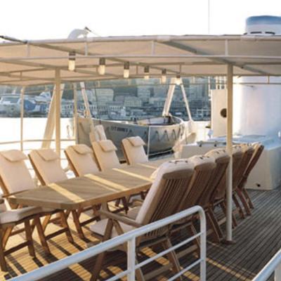 Dionea Yacht
