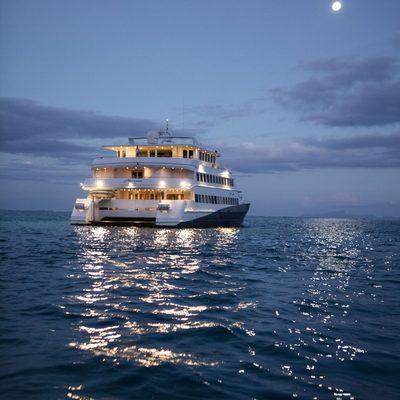 Haumana Yacht