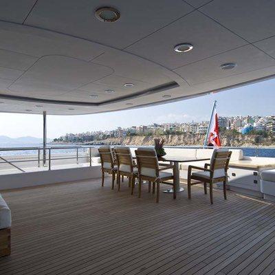 O'Neiro Yacht Deck