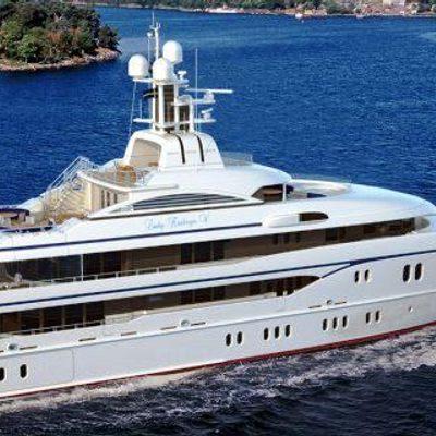 Lady Kathryn V Yacht Profile