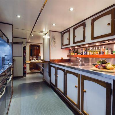 Shaha Yacht