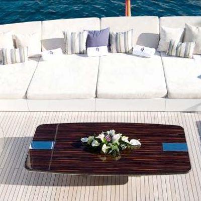 Mercury Yacht Sunpads
