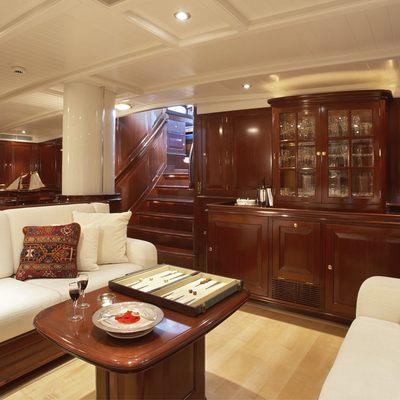 Windrose of Amsterdam Yacht Saloon
