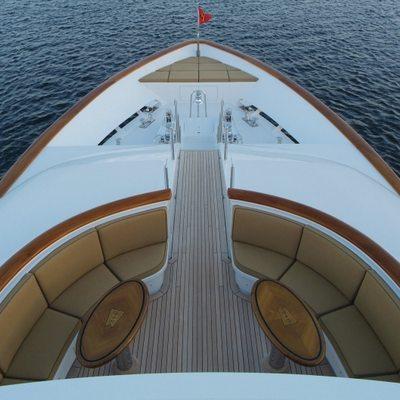 Aquasition Yacht Portuguese bridge seating