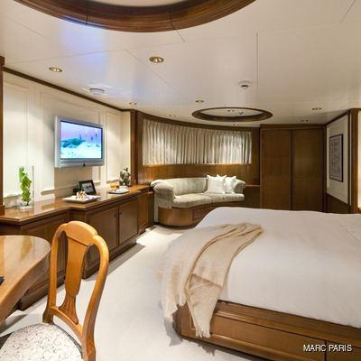 Seawolf Yacht Stateroom