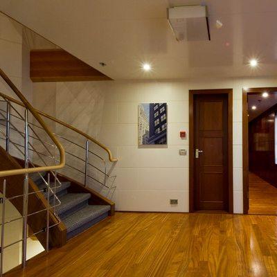 Diamond Yacht Foyer