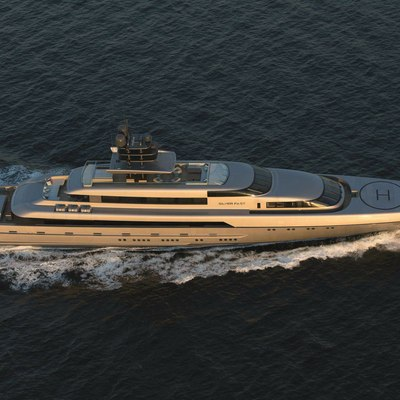 Silver Fast Yacht