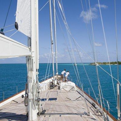 Antara Yacht Deck View