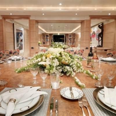 Balaju Yacht Dining Table