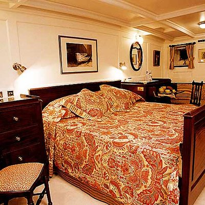 Fair Lady Yacht Master Stateroom