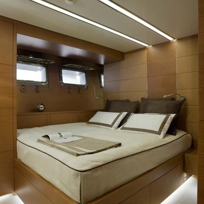 4A Yacht Stateroom